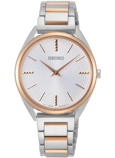 Seiko Swr034P1 Kadın Kol Saati Gri